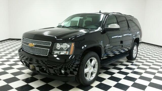 New 2014 chevrolet suburban ls 1500 4x2 4dr suv in for Bayer motor co comanche tx