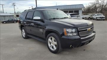 2009 Chevrolet Tahoe for sale in Comanche, TX