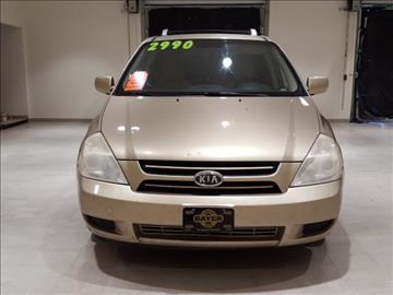 2007 Kia Sedona for sale in Comanche, TX