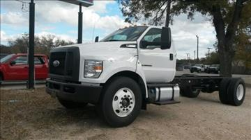 Ford f 650 for sale for Bayer motor co comanche tx