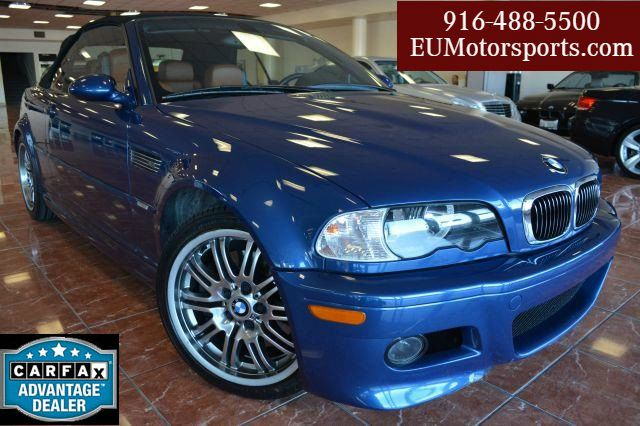 2003 BMW M3 for sale in Sacramento CA