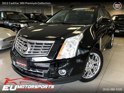 2013 Cadillac Srx For Sale In Wautoma Wi Carsforsale Com