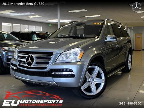 2011 Mercedes-Benz GL-Class for sale in Sacramento, CA