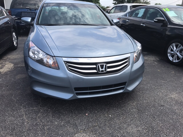 2011 Honda Accord EX-L 4dr Sedan - Greensboro NC