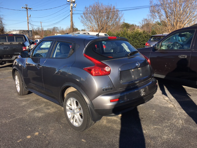 2013 Nissan JUKE S 4dr Crossover - Greensboro NC