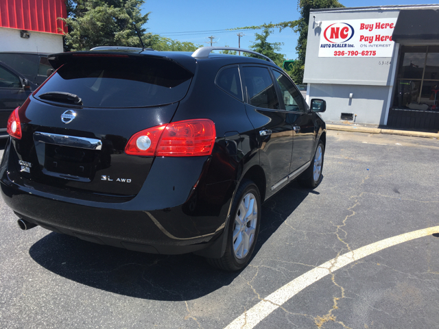 2012 Nissan Rogue SV w/SL Package AWD 4dr Crossover - Greensboro NC