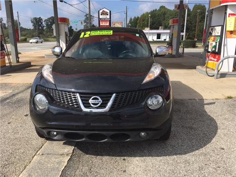 2012 Nissan JUKE for sale in Greensboro, NC