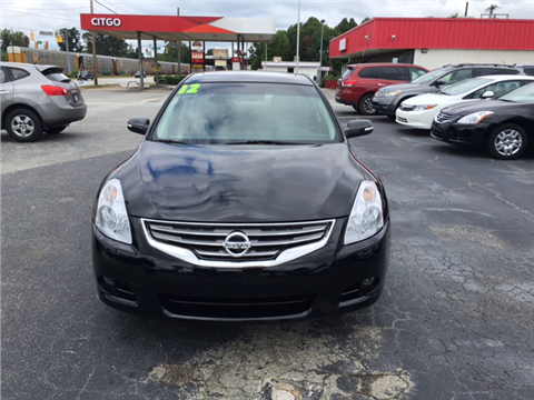 2012 Nissan Altima for sale in Greensboro, NC