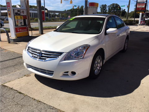 2012 Nissan Altima for sale in Greensboro, NC