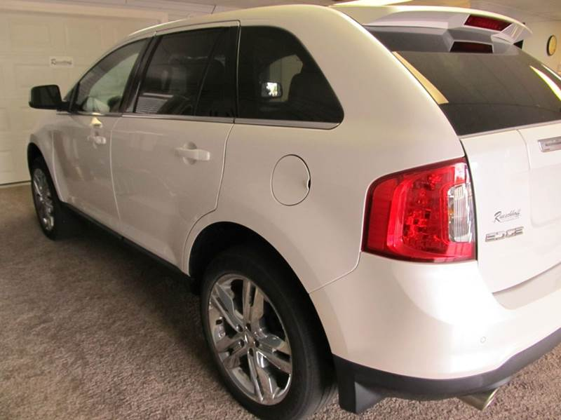 2011 Ford Edge Limited 4dr Crossover - Lawrence KS