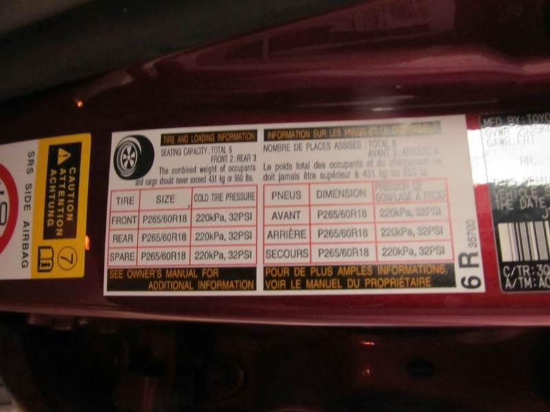 2007 Toyota 4Runner Limited 4dr SUV 4WD V6 - Lawrence KS