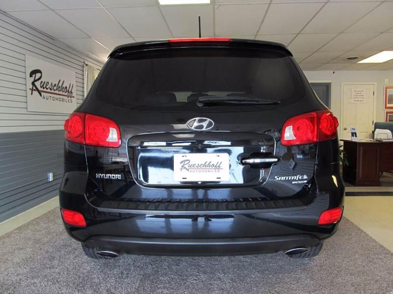 2008 Hyundai Santa Fe Limited 4dr SUV - Lawrence KS