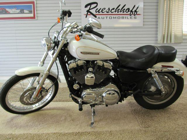 2008 Harley Davidson Sportster 1200