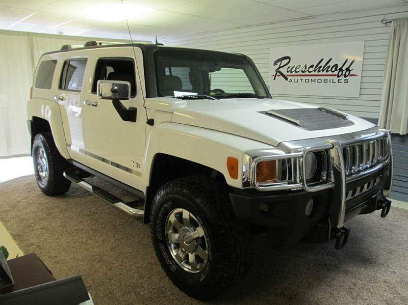 2006 hummer h3 4dr suv 4wd luxury in lawrence ks rueschhoff automobiles. Black Bedroom Furniture Sets. Home Design Ideas