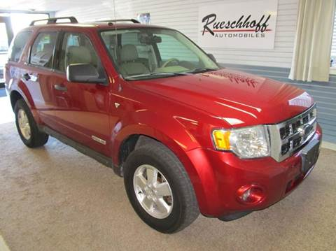 2008 Ford Escape for sale in Lawrence, KS