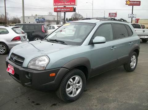 2007 Hyundai Tucson for sale in Manitowoc, WI