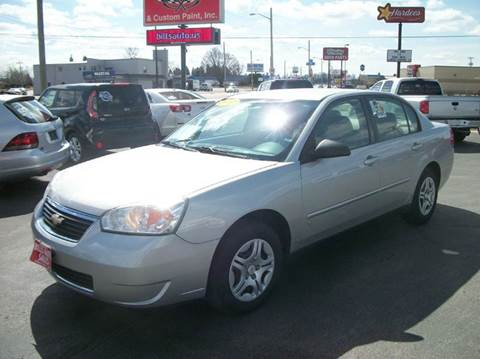 2007 Chevrolet Malibu for sale in Manitowoc, WI