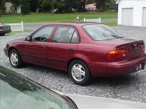 2000 Chevrolet Prizm for sale in Dagsboro, DE