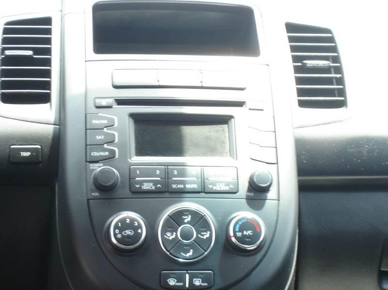 2013 Kia Soul 4dr Wagon 6A - Mt Carmel TN