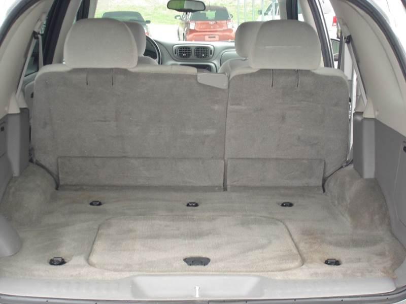 2008 Chevrolet TrailBlazer 4x4 LS Fleet2 4dr SUV - Mt Carmel TN