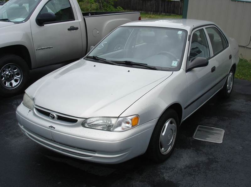 2000 Toyota Corolla VE 4dr Sedan - Mt Carmel TN