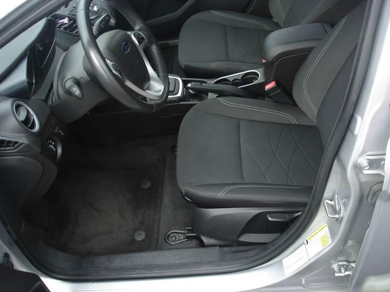 2014 Ford Fiesta SE 4dr Hatchback - Mt Carmel TN