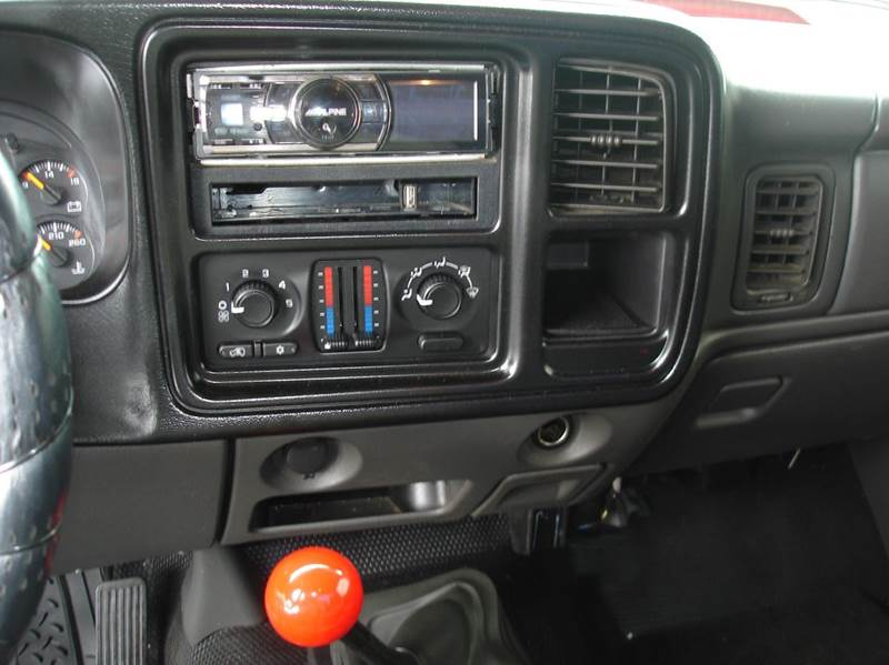 2006 Chevrolet Silverado 1500 LS 2dr Regular Cab 4WD 6.5 ft. SB - Mt Carmel TN