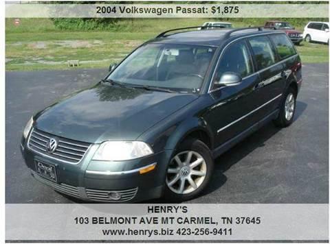 2004 Volkswagen Passat