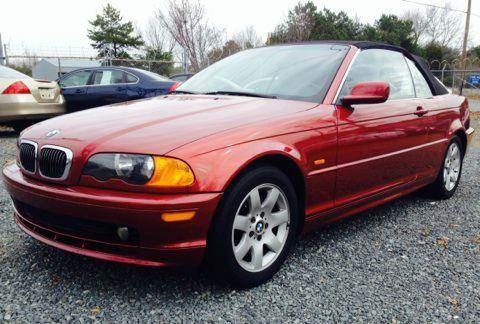 2000 bmw 3 series 323ci convertible in charlotte nc electra auto sales. Black Bedroom Furniture Sets. Home Design Ideas
