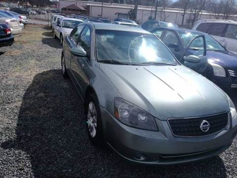 2006 Nissan Altima for sale in Charlotte, NC