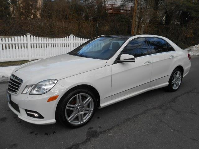 used 2010 mercedes benz e class 4dr sdn e550 sport 4matic in great neck ny at luxury autos of. Black Bedroom Furniture Sets. Home Design Ideas