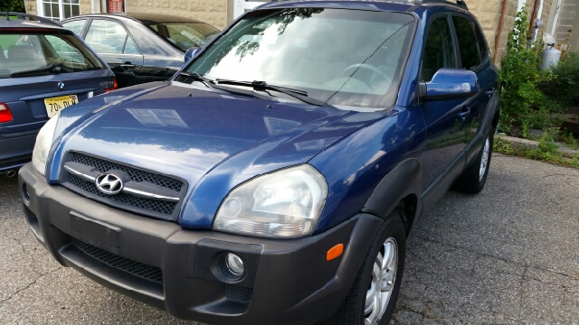 2006 hyundai tucson gls 4dr suv 4wd in port murray nj select few auto. Black Bedroom Furniture Sets. Home Design Ideas