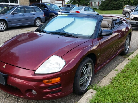 2003 Mitsubishi Eclipse Spyder for sale in Port Murray, NJ
