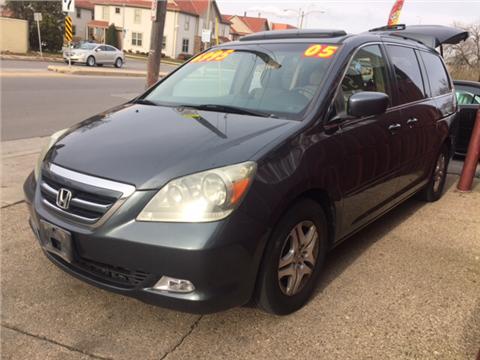 2005 Honda Odyssey for sale in Milwaukee, WI