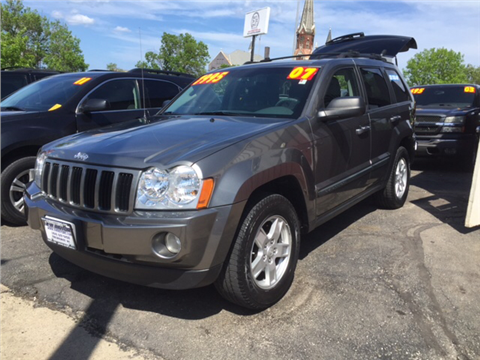 2007 Jeep Grand Cherokee for sale in Milwaukee, WI