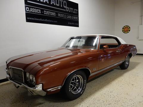 1971 Oldsmobile Cutlass Supreme for sale in Grimes, IA