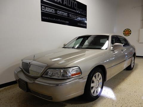 2004 Lincoln Town Car for sale in Grimes, IA