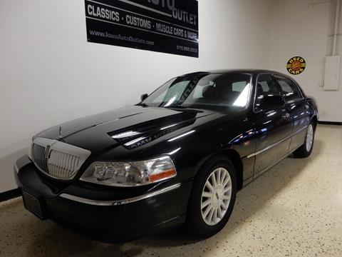 2003 Lincoln Town Car for sale in Grimes, IA