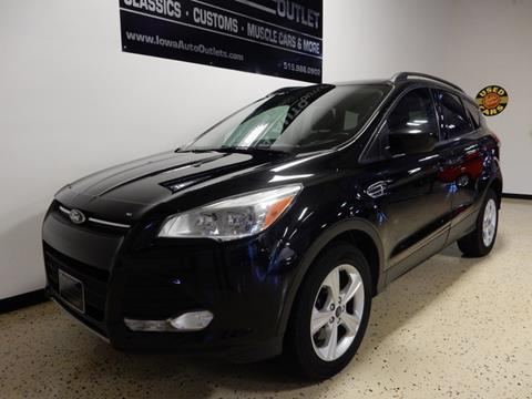 2014 Ford Escape for sale in Grimes, IA
