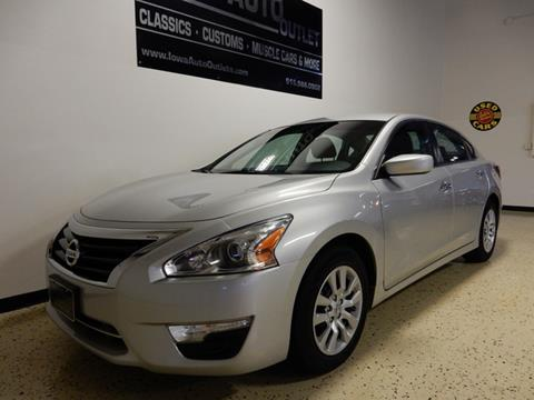 2015 Nissan Altima for sale in Grimes, IA