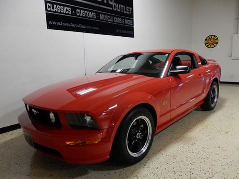2005 Ford Mustang for sale in Grimes, IA