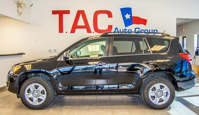 2009 Toyota RAV4 for sale in Austin TX