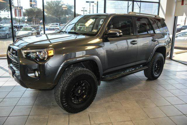 2015 toyota 4runner sr5 premium 4x4 4dr suv in austin tx tac auto group. Black Bedroom Furniture Sets. Home Design Ideas