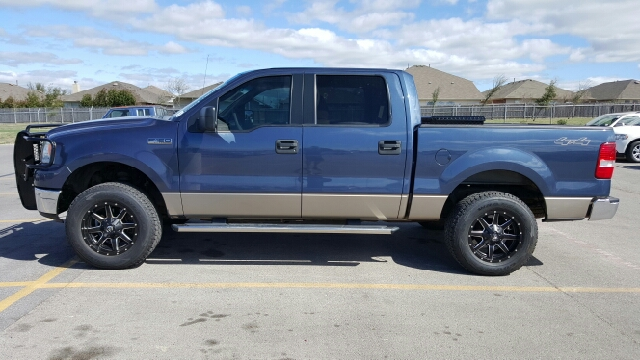 2006 ford f 150 fx4 fx4 4dr supercrew 4wd styleside 5 5 ft sb in austin tx tac auto group. Black Bedroom Furniture Sets. Home Design Ideas
