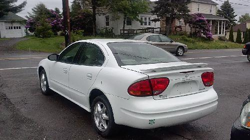 2003 Oldsmobile Alero Gl1 4dr Sedan In Wilkes Barre Pa