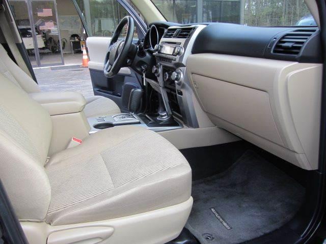 2013 Toyota 4Runner 4x4 SR5 4dr SUV - Glenville NY