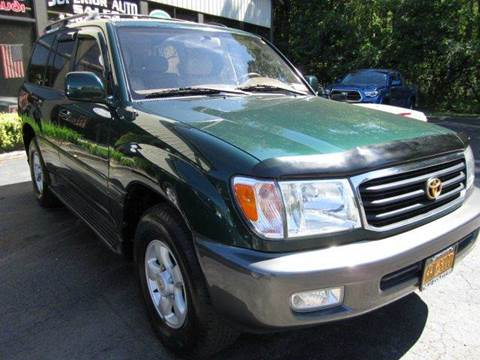 1998 Toyota Land Cruiser