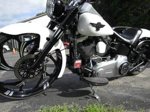 2011 Harley-Davidson FAT BOY