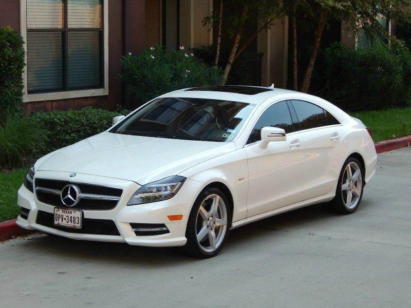 2012 mercedes benz cls cls550 4dr sedan in santa barbara for Santa barbara mercedes benz
