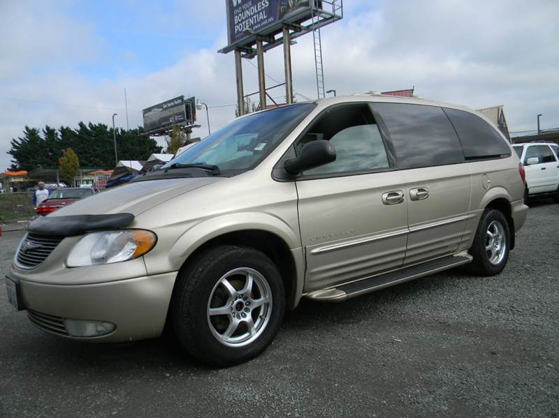 2001 chrysler town and country limited awd 4dr extended mini van in kenmore wa best auto. Black Bedroom Furniture Sets. Home Design Ideas